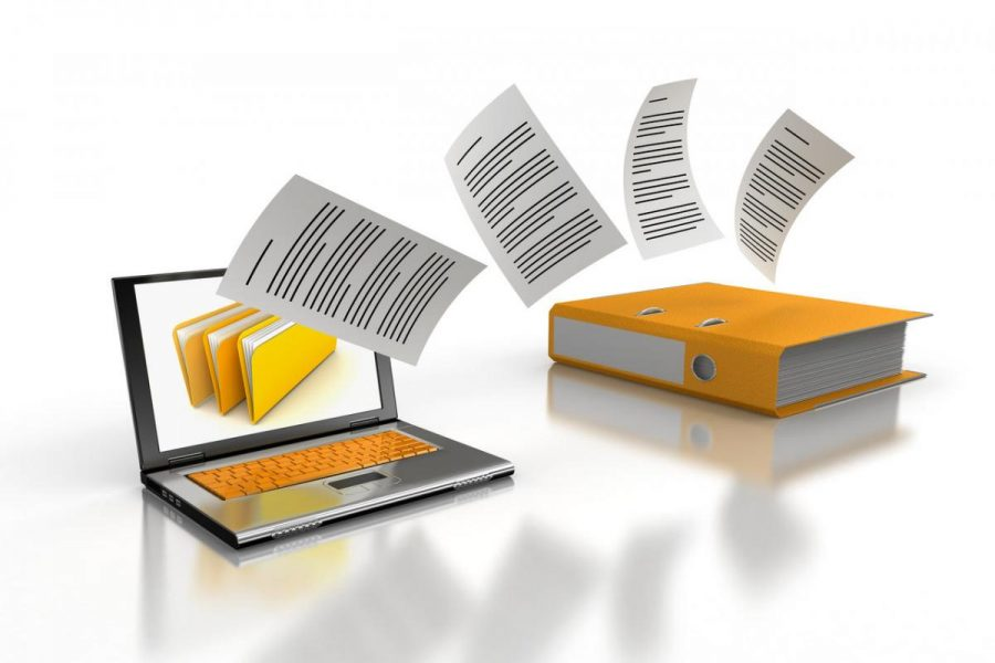 What does the document solution actually mean?