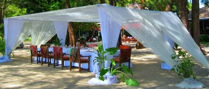 Advantages of the Canopy for Gazebo