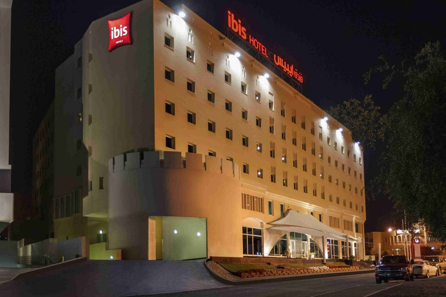 Why the hotels near beach in Muscat differ from other hotels?