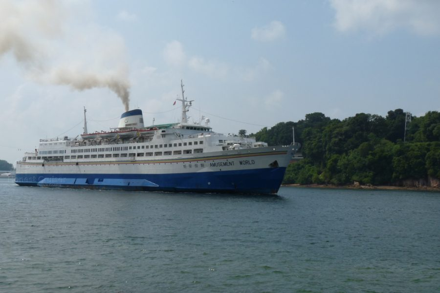 Selecting a Cruise Line for Your Singapore Journey