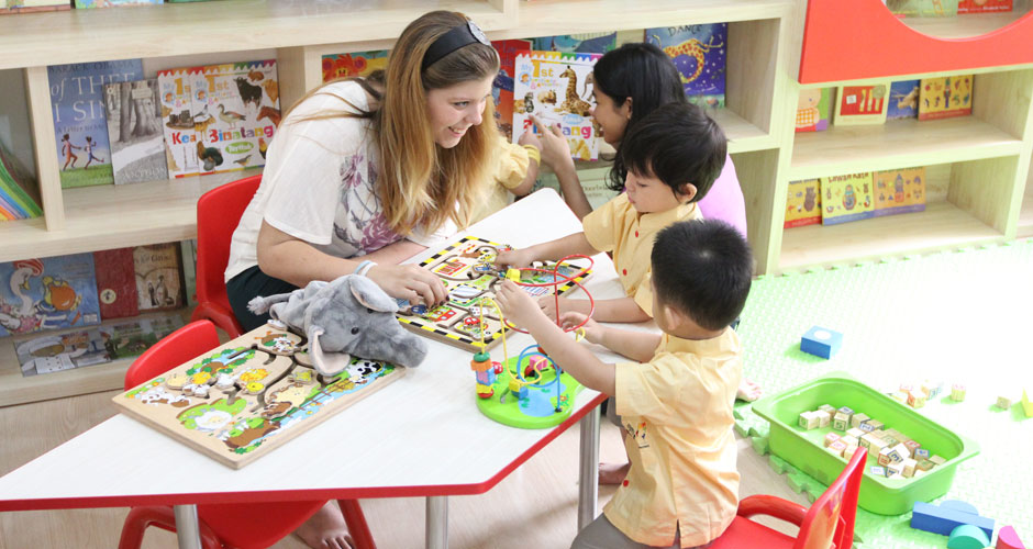 international preschool jakarta