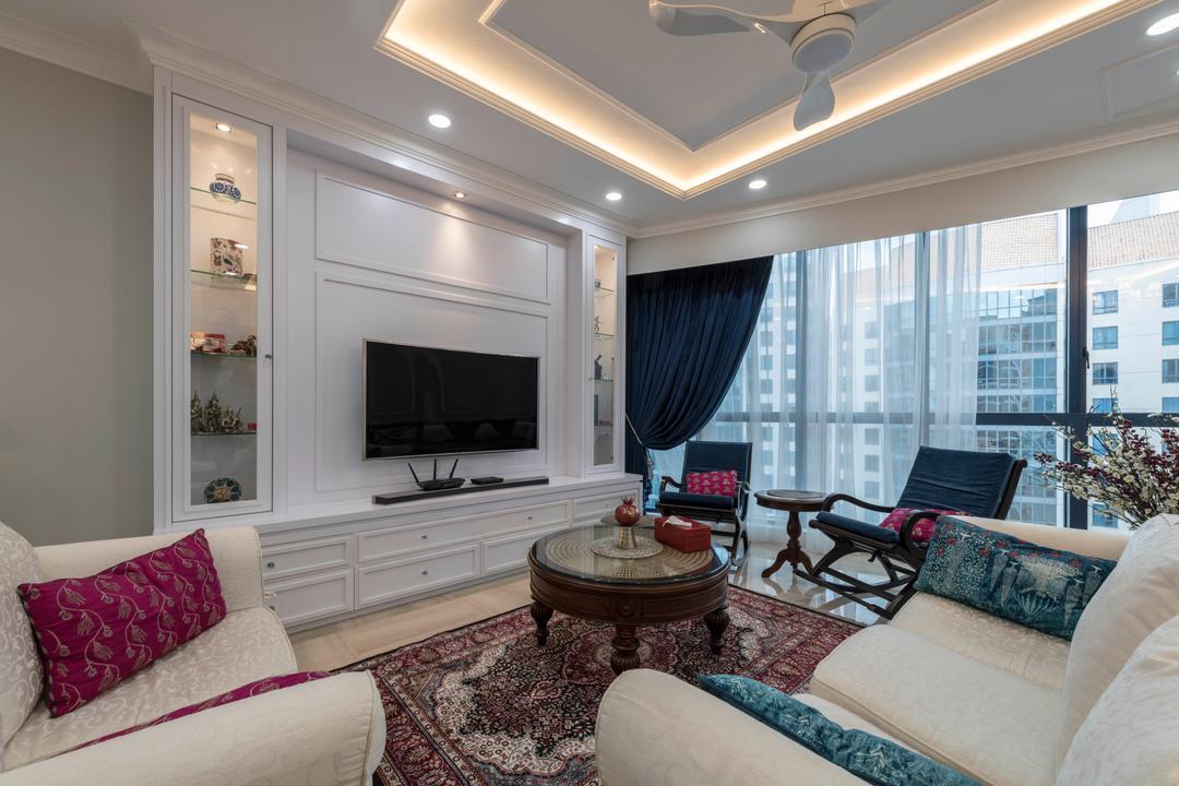 condo renovation singapore