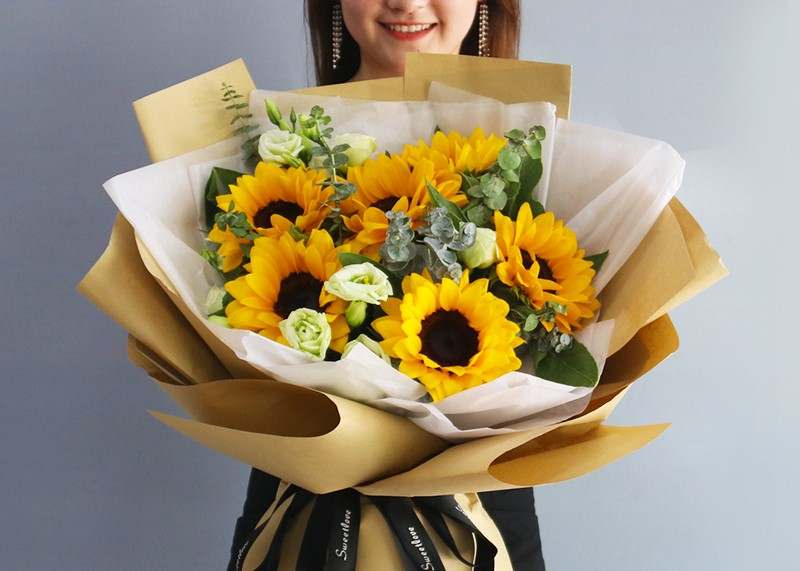 Fun Facts about Sunflowers!